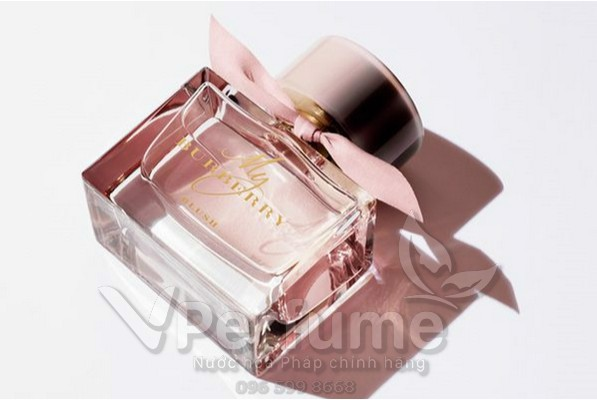 Thiet ke nuoc hoa Burberry My Burberry Blush EDP