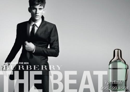 Giới thiệu nước hoa nam Burberry The Beat For Men EDT