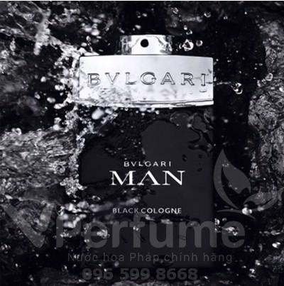 Nuoc hoa Bvlgari Man Black Cologne EDT