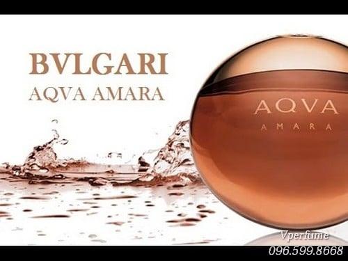 nước hoa namBvlgari Aqva Amara EDT