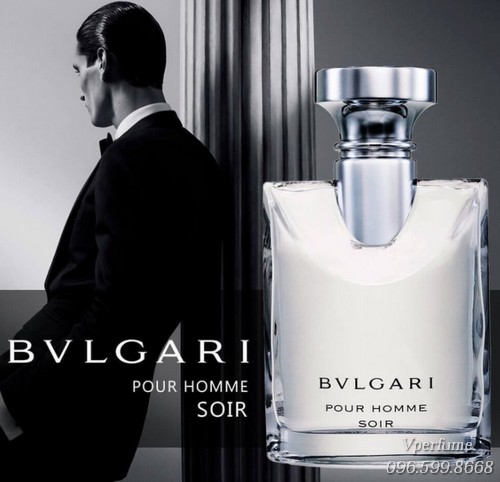 nước hoa Bvlgari Pour Homme Soir EDT