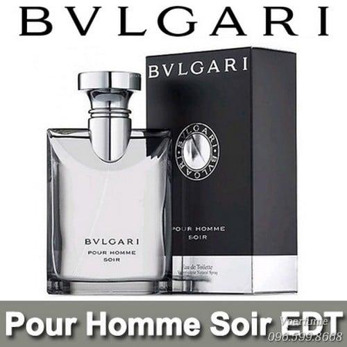 Đánh giámùi hương Bvlgari Pour Homme Soir EDT