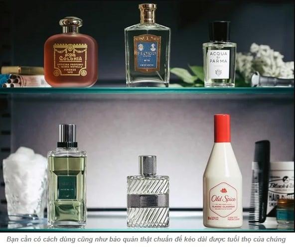 Cách bảo quảnnước hoa Bvlgari Pour Homme Soir EDT