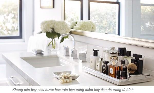 Cách bảo quản nước hoa Montale Intense Café EDP