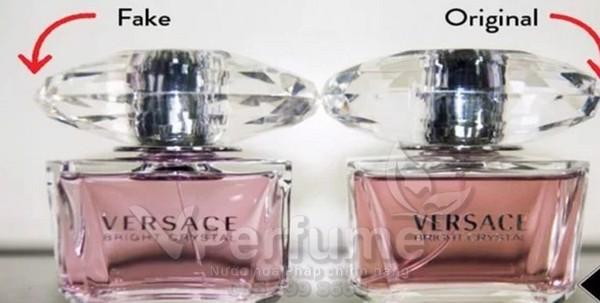 Cách nhận biết nước hoa Fake