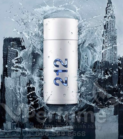 Thiet ke nuoc hoa Carolina Herrera 212 Men NYC EDT