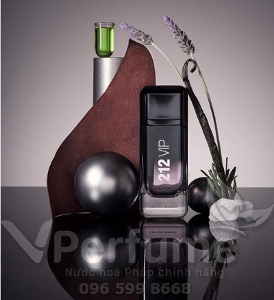 Nuoc hoa Carolina Herrera 212 VIP Black EDP