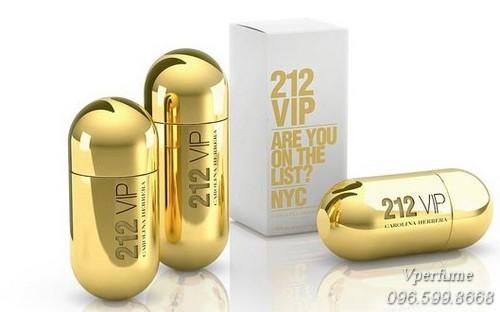 Cách bảo quản nước hoa nữ212 VIP EDP