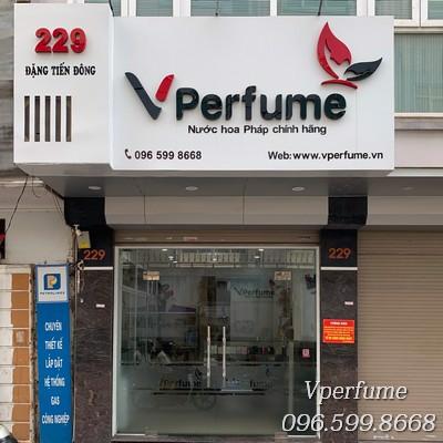 Địa chỉ của Vperfume - Nước hoa chính hãng