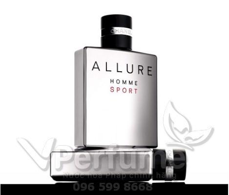 Thiet ke nuoc hoa Chanel Allure Home Sport EDT