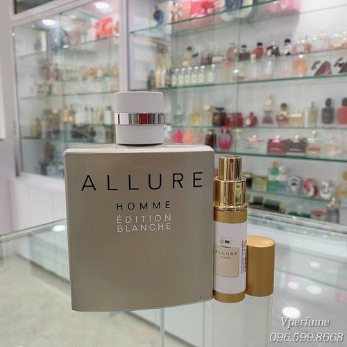nước hoa Allure Homme Edition Blanche EDT