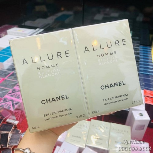 Mua nước hoa Chanel Allure Homme Edition Blanche EDT ở Hà Nội