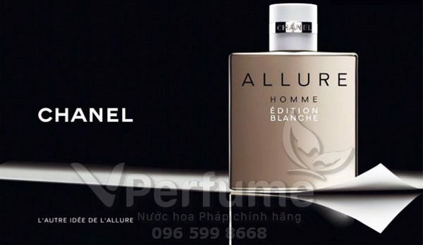 Nuoc hoa nam Chanel Allure Homme Edition Blanche EDT