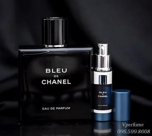 nước hoa Chanel Bleu EDP chiết 10ml