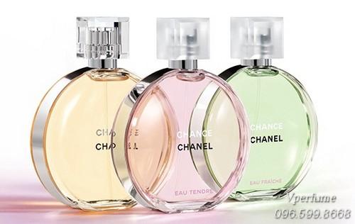 Cách bảo quản nước hoa Chanel Chance Eau Tendre EDT