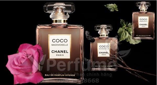 Nuoc hoa Chanel Coco Mademoiselle Intense EDP