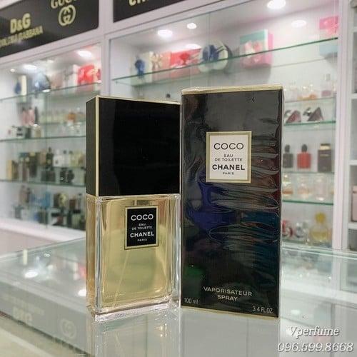 Mô tả mùi hương Chanel Coco EDT