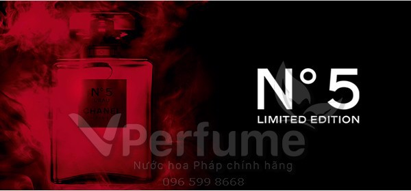 Nuoc hoa nu Chanel No.5 Limited EDP
