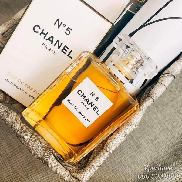 Nước hoa nữ Chanel No.5 EDP