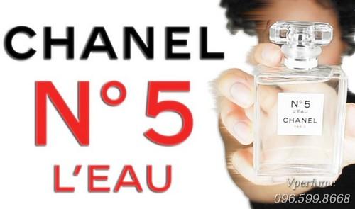 nước hoa Chanel No.5 L