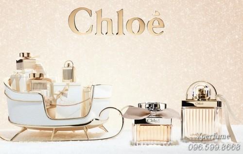 Giới thiệu nước hoa nữChloe EDP