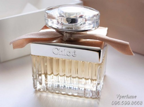 Thiết kế chai nước hoa nữChloe EDP