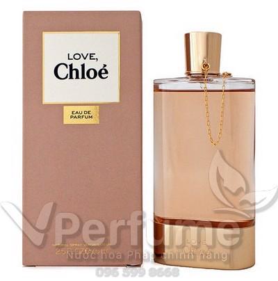 Danh gia tong quan nuoc hoa Chloe Love EDP