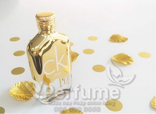 Nuoc hoa CK One Gold EDT