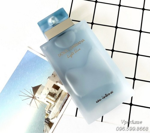 Mua nước hoa D&G Light Blue Intense EDP ở Vperfume