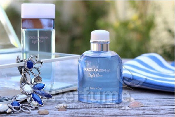Nuoc hoa nam D&G Light Blue beauty of Capri EDT