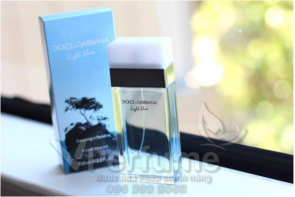 Thiet ke nuoc hoa D&G Light Blue Dreaming in Portofino EDT
