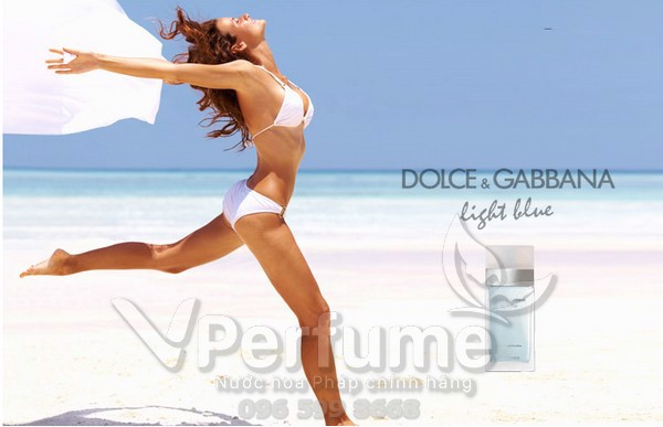Nuoc hoa nu D&G Light Blue Dreaming in Portofino EDT
