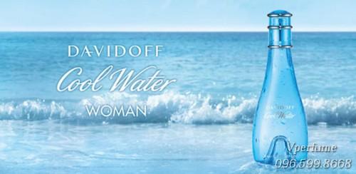 Cách bảo quản nước hoa Davidoff Cool Water Woman EDT