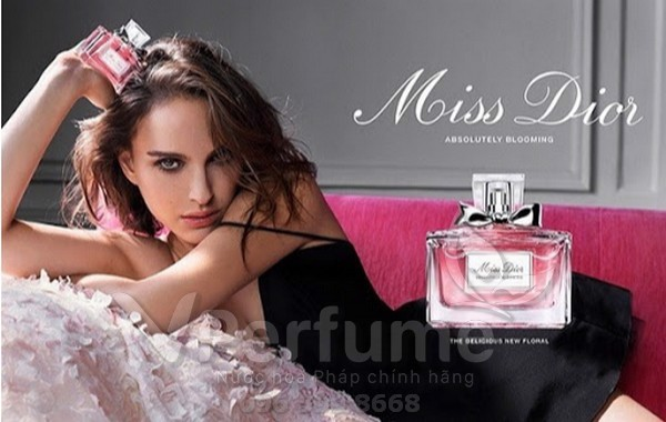 Nuoc hoa nu Dior Miss Absolutely Blooming EDP