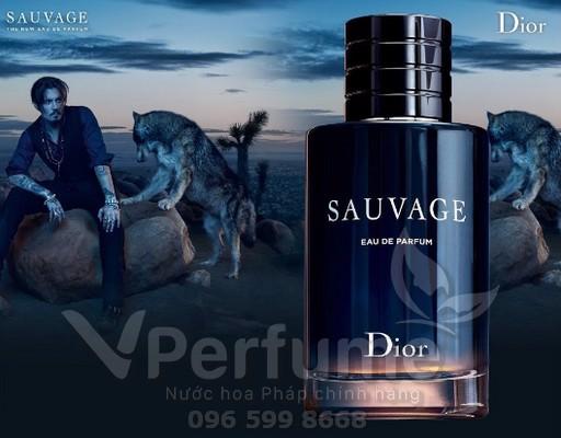 Nuoc hoa nam Dior Sauvage EDP