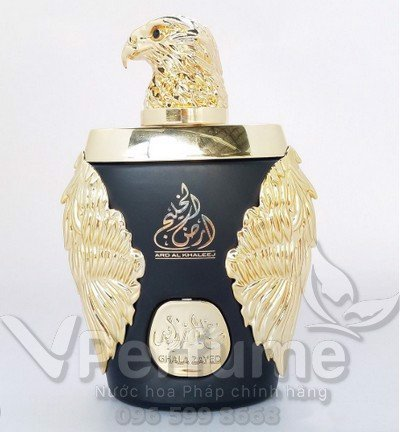 Nuoc hoa nam Ghala Zayed Luxury Gold EDP