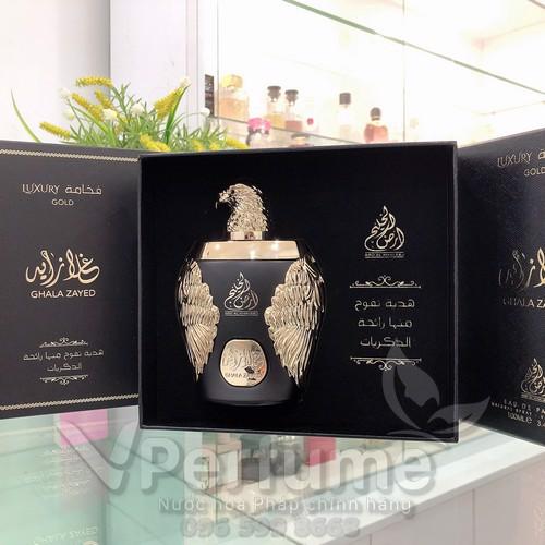 Thiet ke nuoc hoa Ghala Zayed Luxury Gold