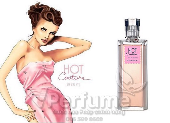 Nuoc hoa nu Givenchy Hot Couture EDP