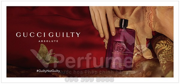Nuoc hoa nu Gucci Guilty Absolute Pour Femme EDP