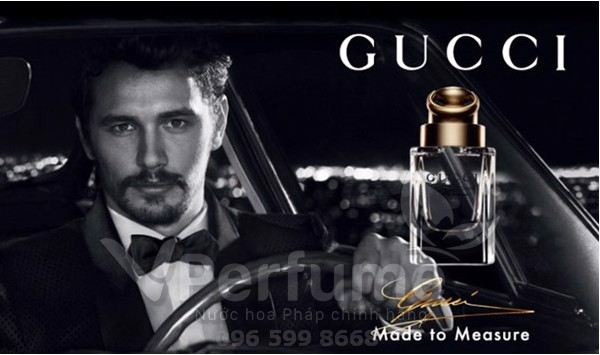 Nuoc hoa nam Gucci Made to Measure EDT