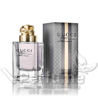 Thiet ke nuoc hoa Gucci Made to Measure EDT