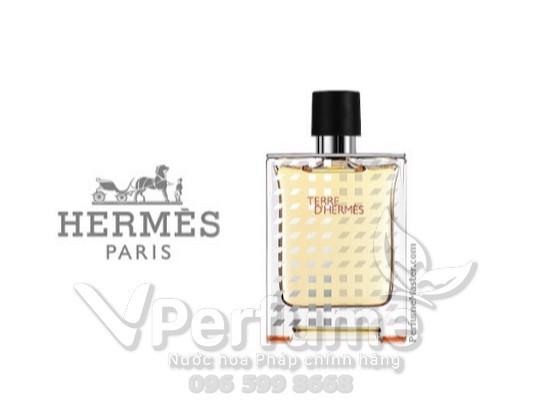 Nuoc hoa nam Hermes Terre d