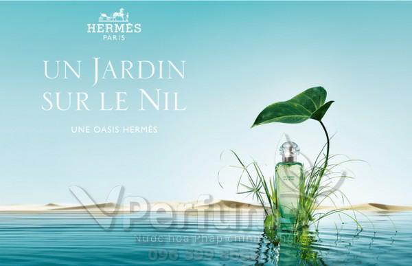 Nuoc hoa unisex Hermes Un Jardin Sur Le Nil EDT