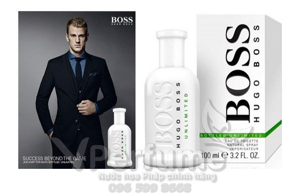 Nuoc hoa nam Hugo Boss Bottled Unlimited EDT