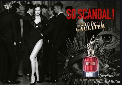 nước hoa Jean Paul So Scandal EDP