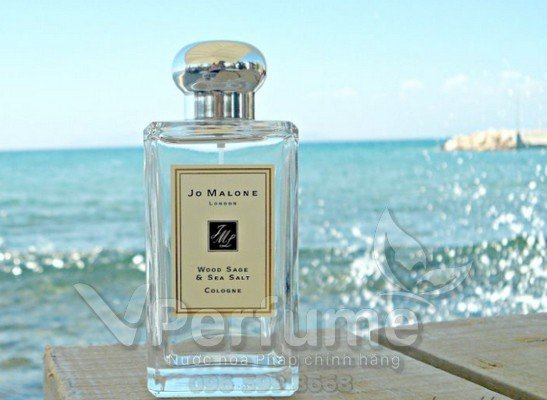 Nuoc hoa Jo Malone Wood Sage & Sea Salt 100ml
