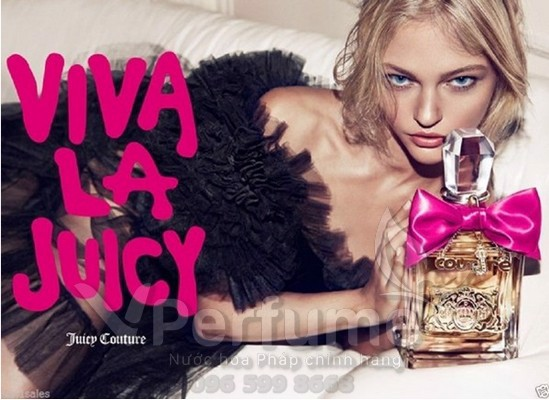 Nuoc hoa nu Juicy Couture Viva la Juicy EDP