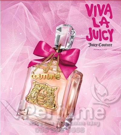 Thiet ke nuoc hoa Juicy Couture Viva la Juicy EDP