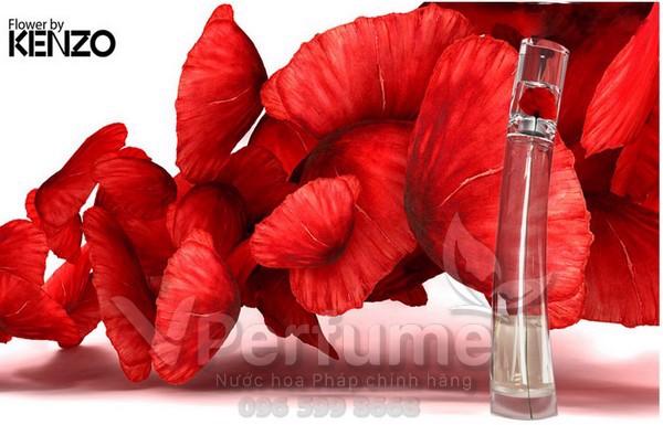Nuoc hoa Kenzo Flower EDP