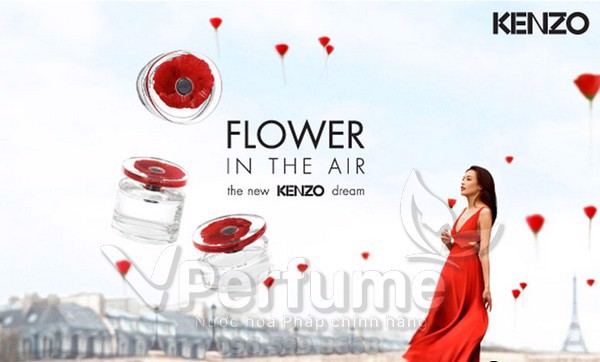 Nuoc hoa nu Kenzo Flower In The Air EDP